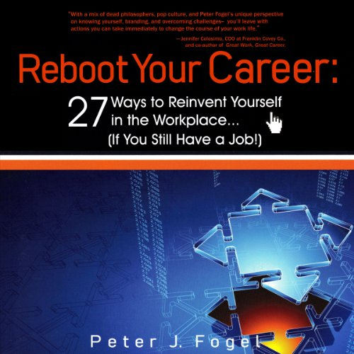 Reboot Your Career audiobook cover art