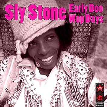 Early Doo Wop Days