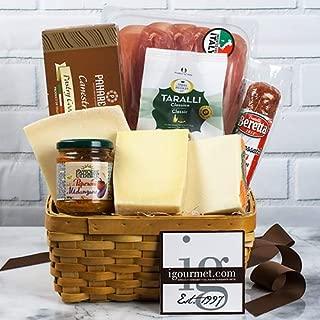 Italian Classic Gift Basket (3.4 pound)