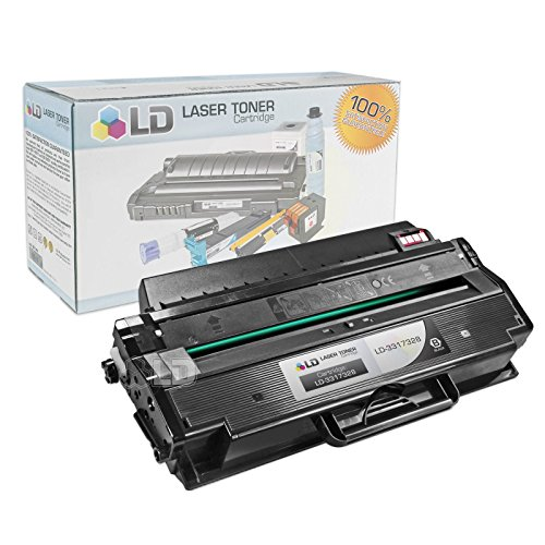 LD Compatible Toner to replace Dell 331-7328 (RWXNT) Black Toner Cartridge for your Dell B1260dn  Michigan