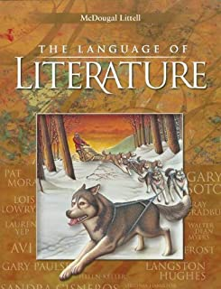 McDougal Littell Language of Literature: Student Edition Grade 6 2002