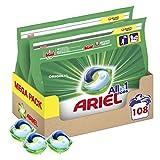 Ariel Allin1 Pods Original - Detergente en cápsulas para la lavadora - 108 lavados