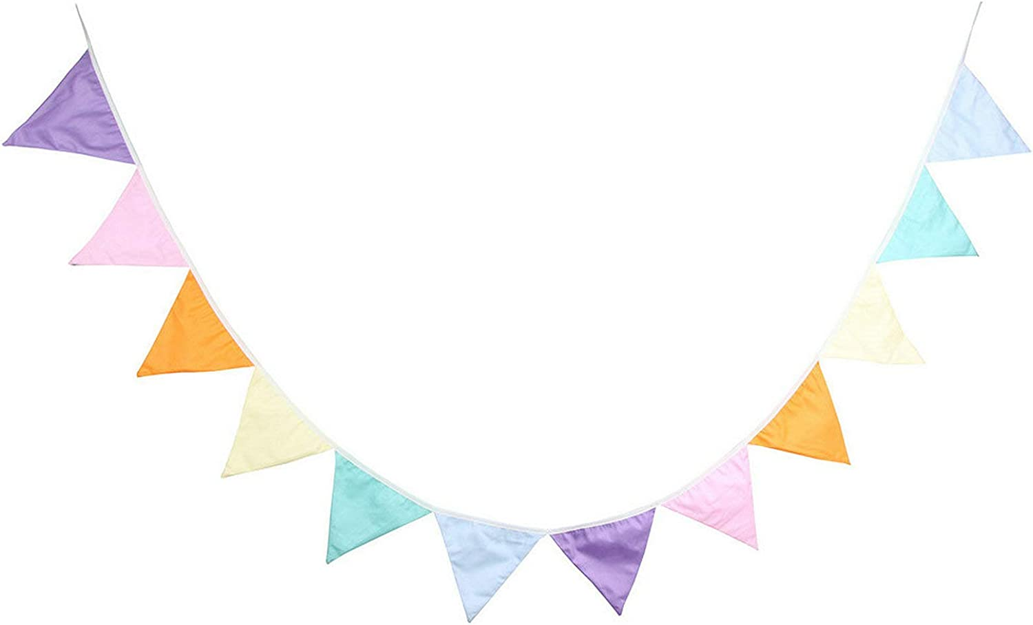 10.5 Feet Triangle Flag Banner Detroit Mall New Free Shipping Bunting Teepee T Kids for Pennant
