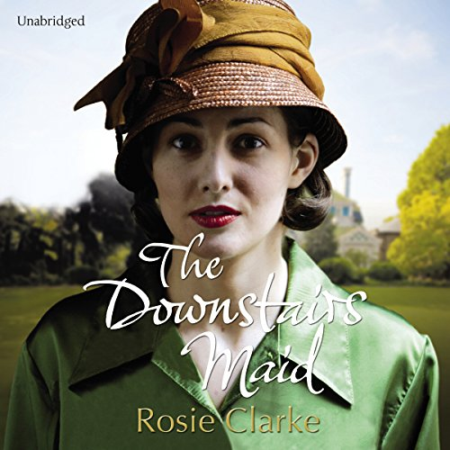 The Downstairs Maid audiobook cover art