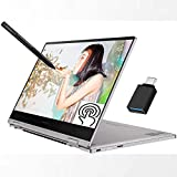Samsung Notebook 9 Pro 2-in-1 2020 Premium Laptop, 13.3' Full HD Touchscreen, 8th Gen Intel Quad-Core i7-8565U, 16GB DDR4 2TB SSD, Thunderbolt Backlit KB Fingerprint Win 10 + iCarp USB C Toggle