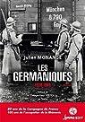 Les Germaniques : 1920-1940 par Monange