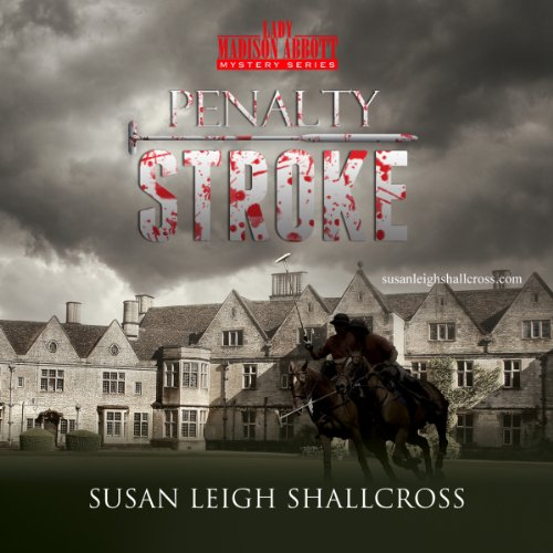 Penalty Stroke audiobook cover art