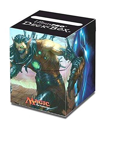 Ultra Pro 86318 - Sammelkarten, Deck Box 100 Plus, Magic Commander 2015 v2