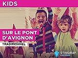 Sur le pont d'Avignon in the Style of Traditionnel