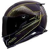 Nexx XR2 Helmet - Carbon Pure Yellow - XXL