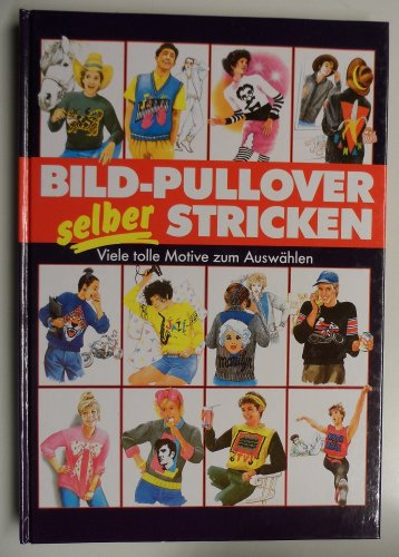 Bild-Pullover selber stricken