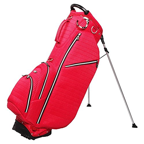 OUUL Ribbed Stand Bag 2017, Red