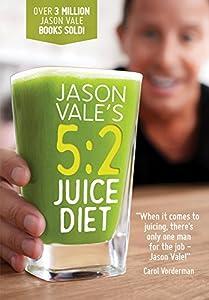Jason Vales 5.2 Juice Diet Book