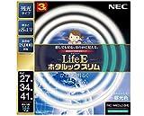 丸形スリム蛍光灯(FHC) LifeEホタルックスリム 144W 27形+34形+41形パック品 昼光色 FHC144ED-LE-SHG