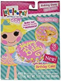 Lalaloopsy Baking Oven Mix Confetti Cake with Hot Pink Frosting