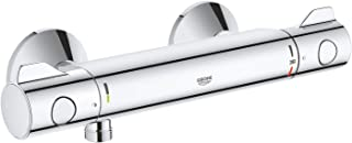 Grohe Grohtherm 800 - Termostato de ducha, tecnología termostática para un control de temperatura preciso (Ref. 34558000)