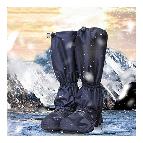 WANGPP Outdoor Hiking Snake Guards,Adjustable Size Lightweight Stab-Resistant Snake Gaiters Proof Leggings Ideal Personal Protection Equipment 10.23