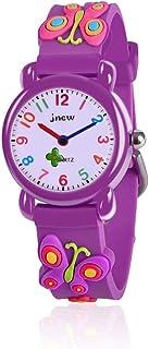 Ouwen Unique Design 3D Cute Cartoon Kids Waterproof Watch-Best Gifts