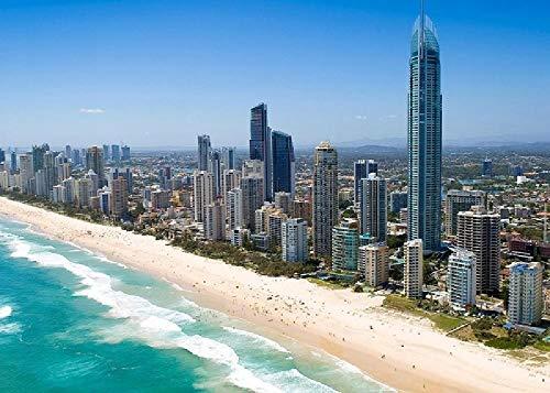 Queensland 1000 Piezas De Rompecabezas para Adultos Juego Educativo De Ocio para Niños