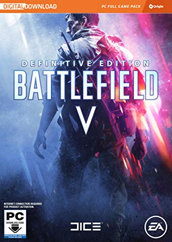 BATTLEFIELD V Definitive | PC Code - Origin
