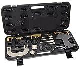 AFD67 Technic - Kit di distribuzione di fasce, compatibile con Renault Nissan Opel 1.5 1.9 2.2 2.5 DCI CDTI + 1.4/1.6/1.8/2.0 16V