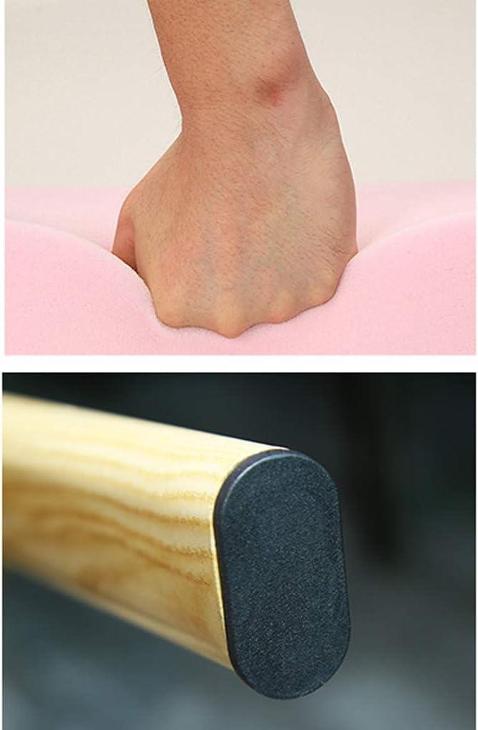 FENDOU Chaise de salle à manger simple, dossier créatif, chaise de loisirs, chaise de salle à manger pour adulte, mode (couleur : blanc) Rose