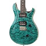 PRS SE Custom 24 AQ Q Limited 限定モデル Aqua エレキギター