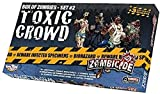 Edge Entertainment - Toxic Crowd, expansión para Zombicide (ZG15)