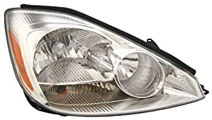 Depo 316-1113R-AS Mazda 323//Protege Passenger Side Replacement Headlight Assembly 02-00-316-1113R-AS