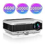 4500 lumen WxgaLCD HD Videoproiettore Proiettore multimediale a LED Proiettore per...