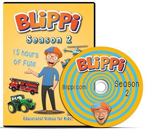 Blippi - Vol. 2 DVD - Educational Videos for Toddlers