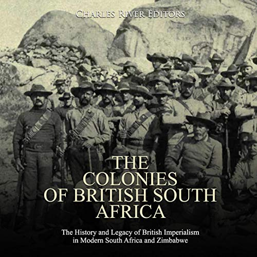 The Colonies of British South Africa  By  cover art
