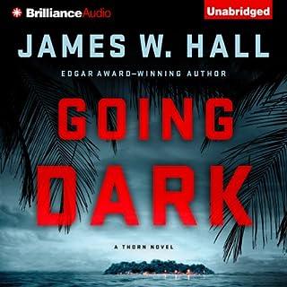 Going Dark audiobook cover art