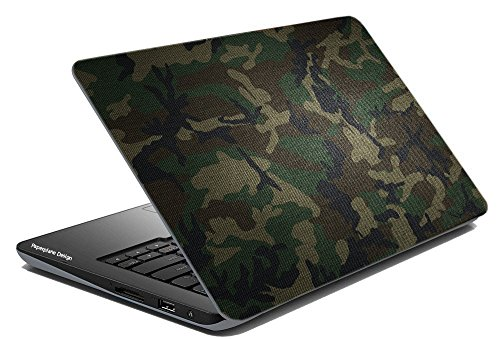 Paper Plane Design Army Collection Laptop Skins Sticker For Dell, Hp, Toshiba,...