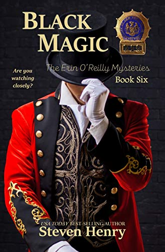Black Magic (Erin O'Reilly Mysteries, Band 6)