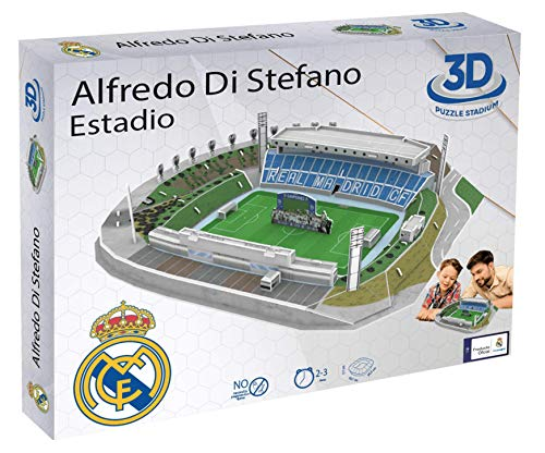 Puzzle 3D Estadio Alfredo Di Stéfano