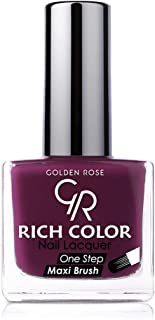 Golden Rose Rich Color Nail Lacquer (Nail Polish)31