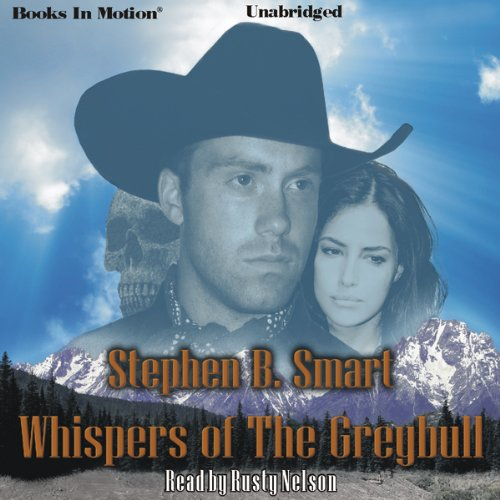Whispers of the Greybull audiobook cover art