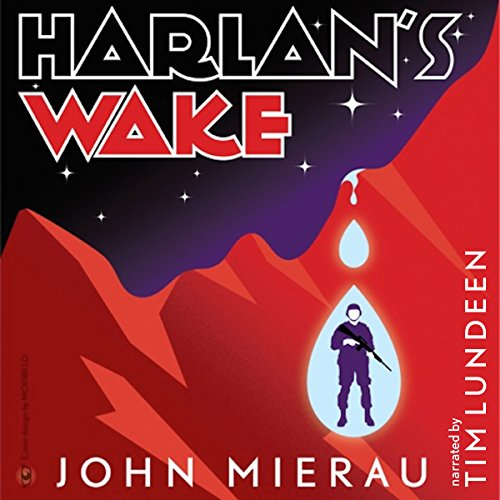 Harlan's Wake audiobook cover art