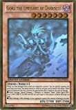 Yu-Gi-Oh! - Gorz The Emissary of Darkness (GLD5-EN024) - Gold Series: Haunted Mine - Limited Edition - Ghost/Gold Hybrid Rare