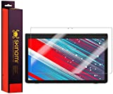 Skinomi Screen Protector Compatible with Samsung Galaxy View 2 (17.3 inch, SM-T927A) Clear TechSkin TPU Anti-Bubble HD Film