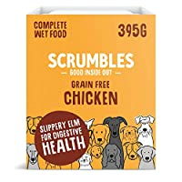 Grain free, natural dog food with slippery elm Gut friendly recipe perfect for sensitive stomachs Made in the UK Hypoallergenic 10% of profits to charity