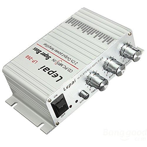 Doradus LP-268 40W 12V Hallo-Fi Stereo-Verstärker für MP3 iPod Chip-Verstärker