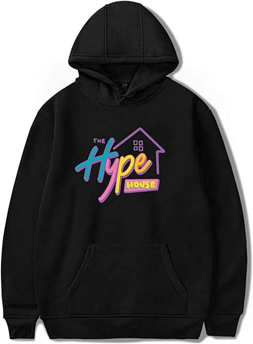 Mesa Mall The Hype House Hoodies New color Sweatshirts Men Women Unis Pullover Print