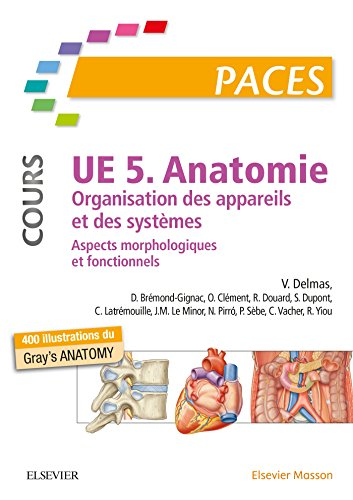 UE 5 - Anatomie (Cours)
