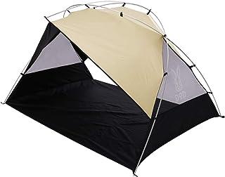 DOD(DOD) Sakanuche 可装入背包的超小型野餐用遮阳篷 遮光性黑色涂层布 TT4-533-BG