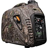 Westinghouse iGen2500 Portable Inverter Generator TrueTimber Kanati Camouflage 2200 Rated & 2500 Peak Watts, Gas Powered, CARB Compliant