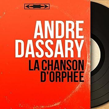 La chanson d'Orphée (feat. Daniel White et son orchestre) [Mono Version]