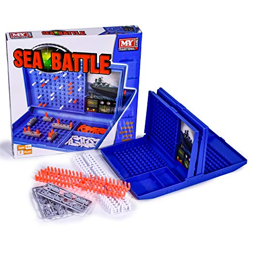 Sea Battle 'Battleships' Game by M.Y