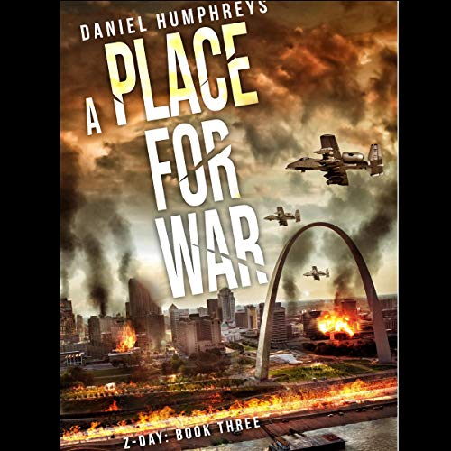 A Place for War cover art